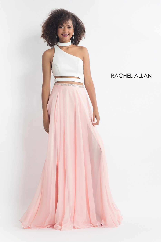 e63291f377f Rachel Allan 6045 One-Shoulder Prom Dress | MadameBridal.com