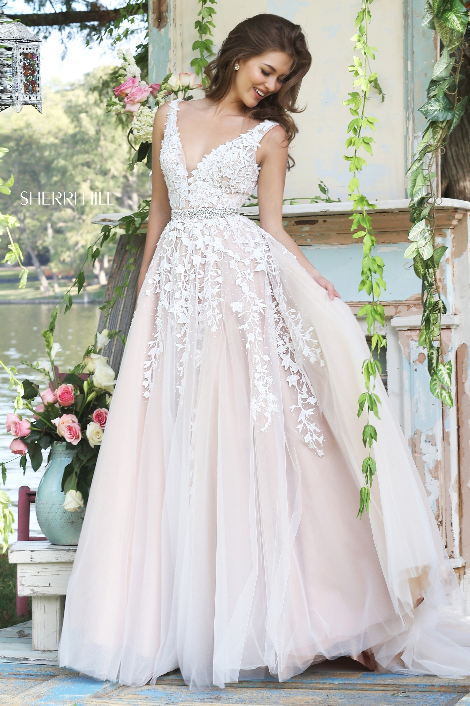 Sherri Hill Wedding Dresses Uk Thumbmediagroup