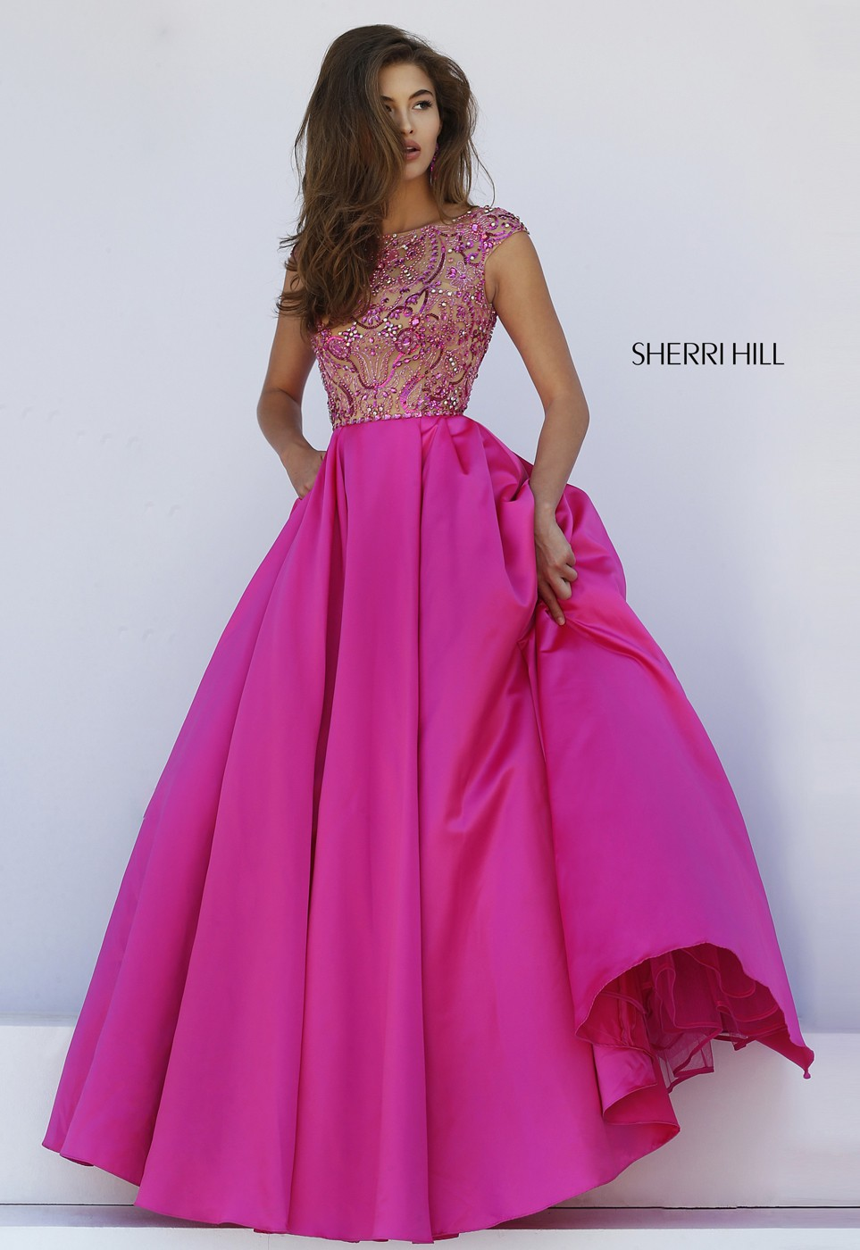 Sherri hill 32359 dress for Wedding dress sherri hill