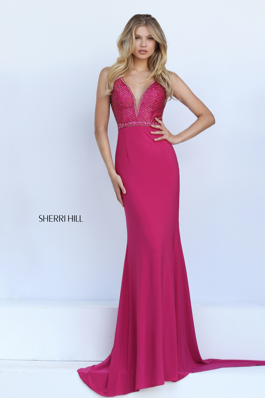 Sherri Hill 50813 Prom Dress | MadameBridal.com
