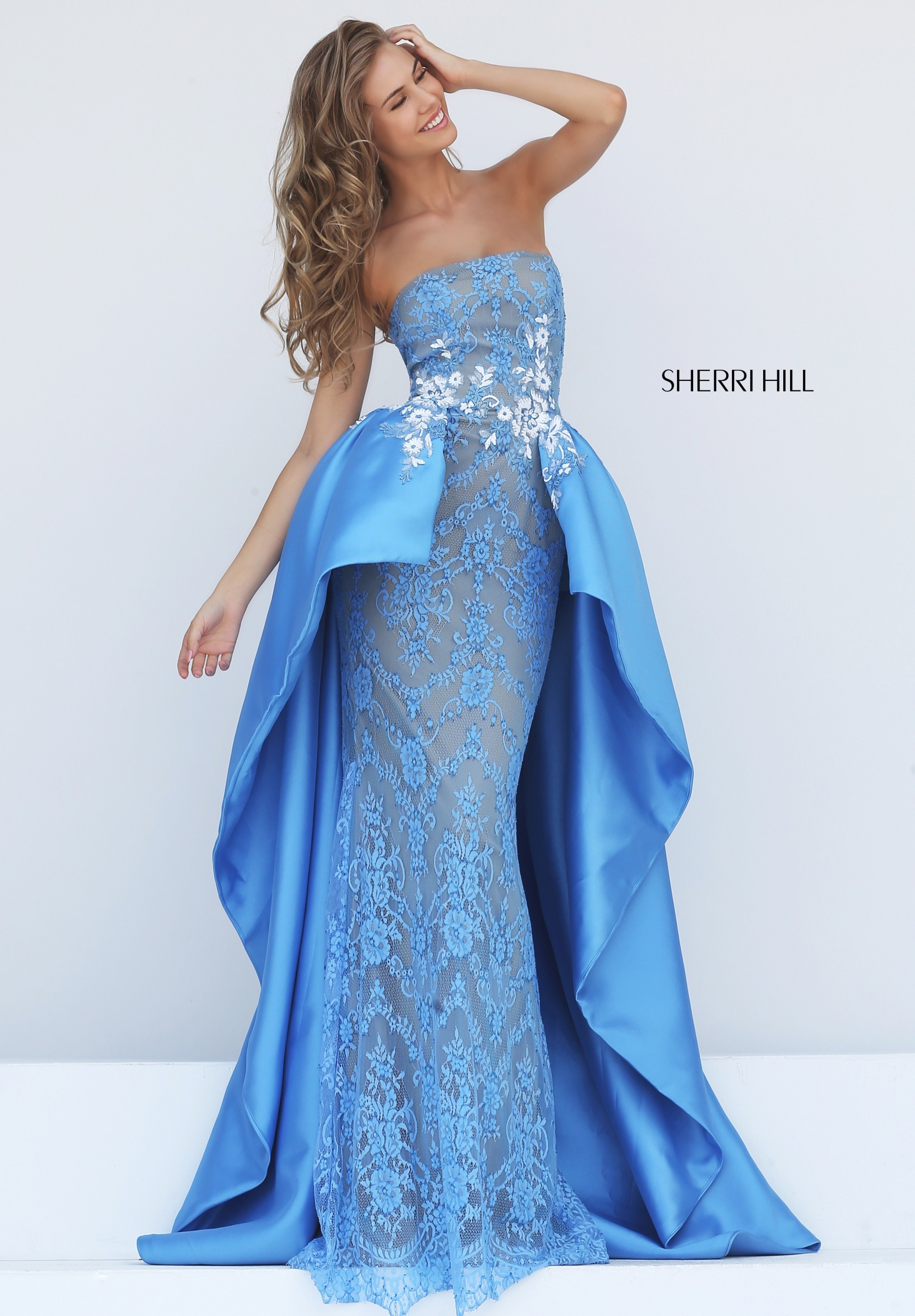 Sherri Hill 50842 Prom Dress | MadameBridal.com