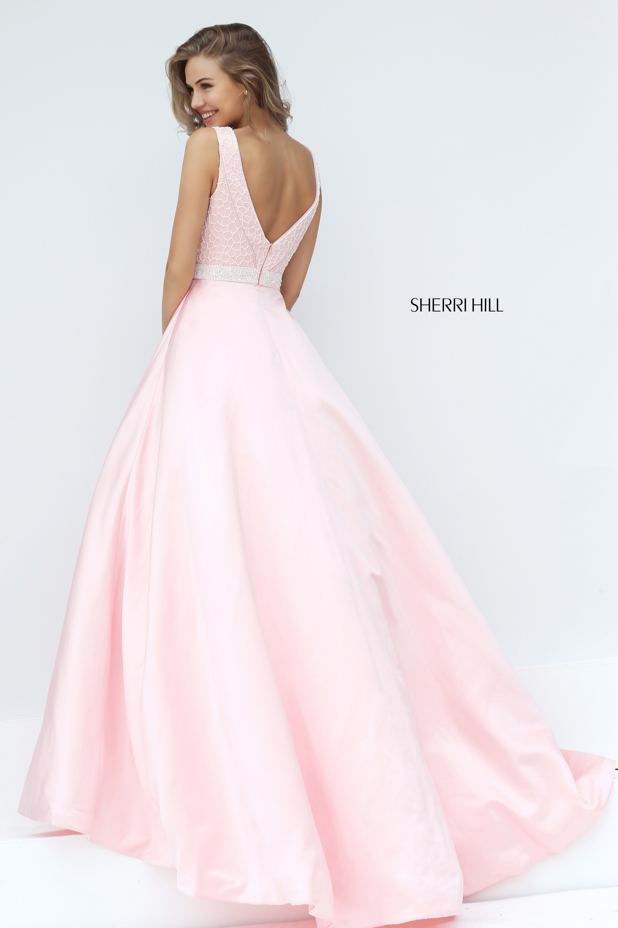 Sherri Hill 50847 Prom Dress | MadameBridal.com