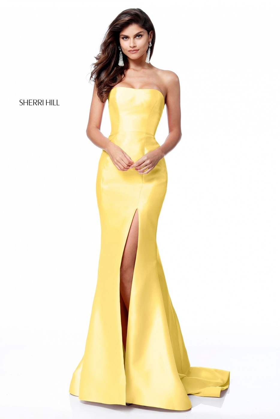 Sherri Hill 51671 Dress - MadameBridal.com