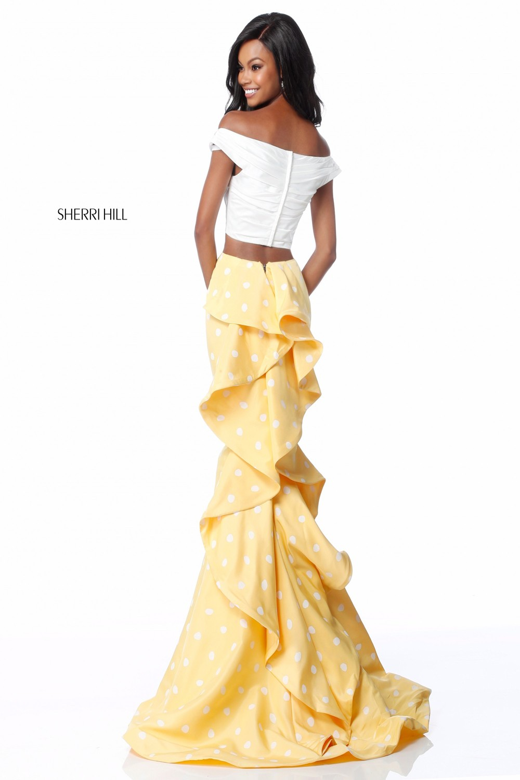 Sherri Hill 51865 Dress - MadameBridal.com