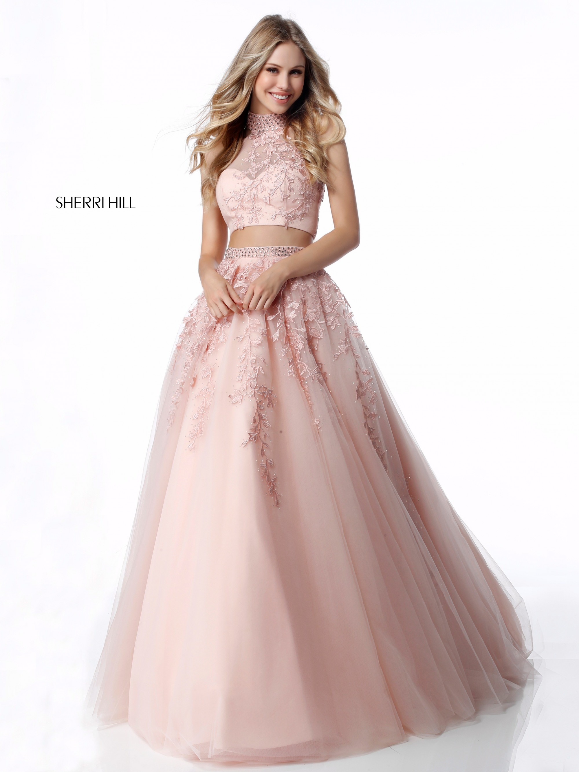 fd3f05cf1d21 Sherri Hill 51925 Dress - MadameBridal.com