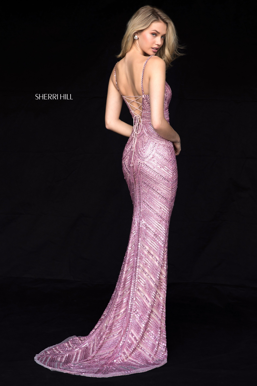 6c3362cc Sherri Hill - Dress Style 52070 Sherri Hill - Dress Style 52070 ...