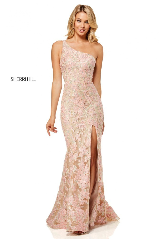 Sherri Hill 52654 Dress - MadameBridal.com