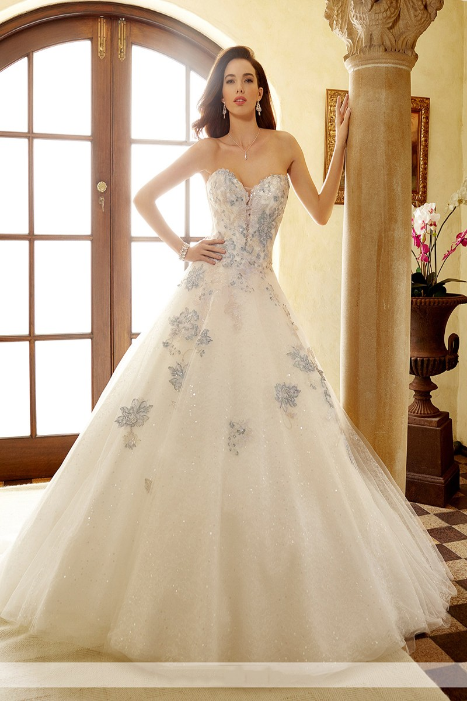 Sophia Tolli Y11731 Rainier Wedding Dress