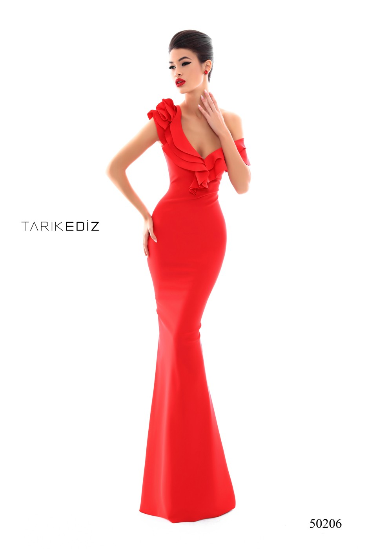 Tarik Ediz 50206 Dress Madamebridal Com