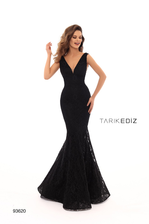 Tarik Ediz 93620 Dress Madamebridal Com