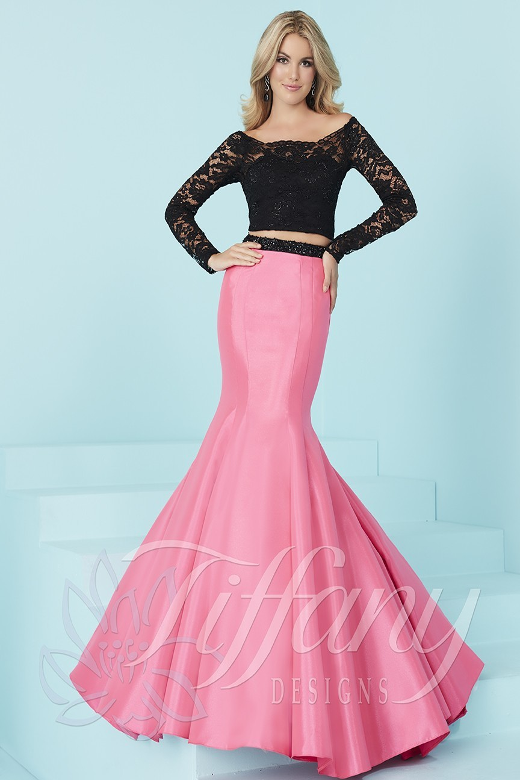 Tiffany Designs 16240 Prom Dress | MadameBridal.com