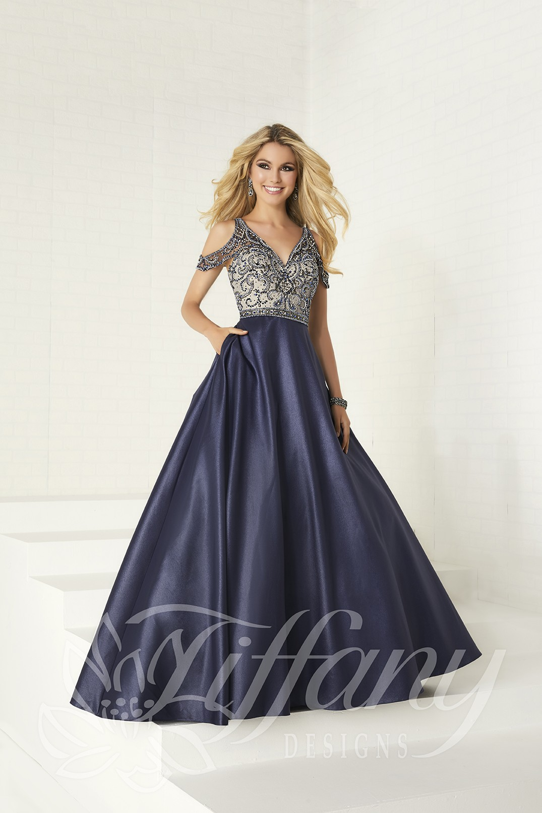 Tiffany Designs 16283 Dress Madamebridal Com