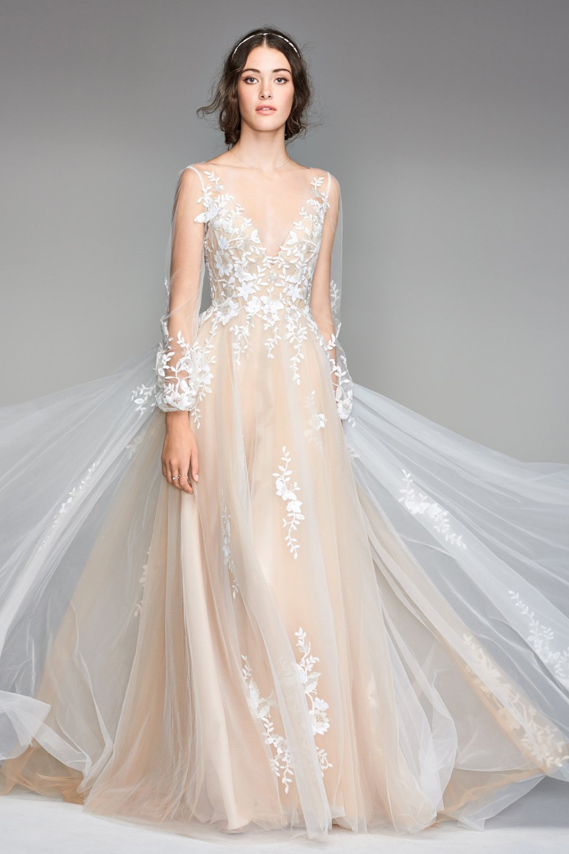 Willowby 50701 Saros Dress - MadameBridal.com