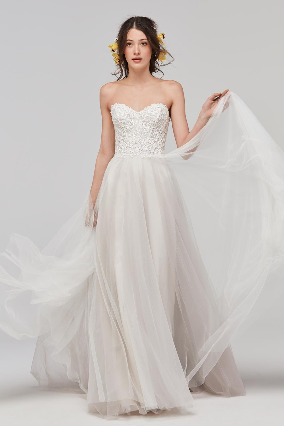 Willowby 59700 Mariposa Sweetheart Neckline Wedding Dress ...