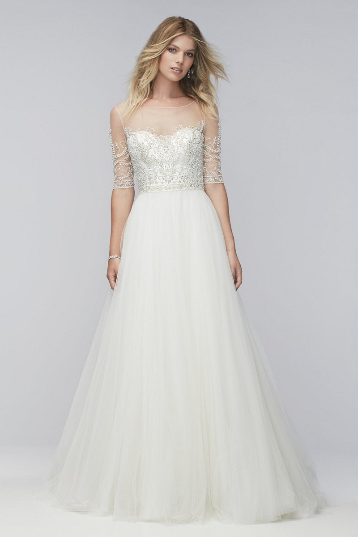 WTOO 16624 Nelly Wedding Dress | MadameBridal.com