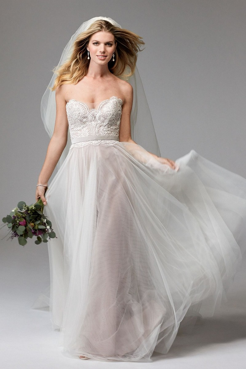 Wtoo 17711b Della Wedding Dress Madamebridal Com