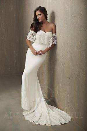 Adrianna Papell 31038 Emilia Wedding Dress