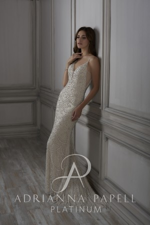 Adrianna Papell - Dress Style 31068 Eliza