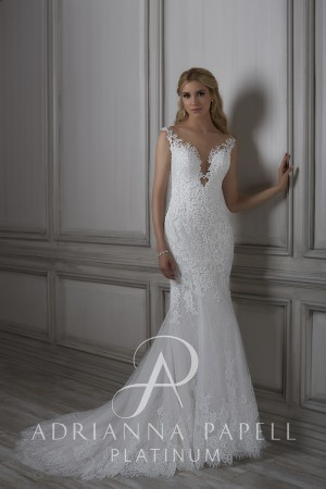 1a1ed18e071a6 Mermaid Wedding Dresses and Trumpet Style Gowns - MadameBridal
