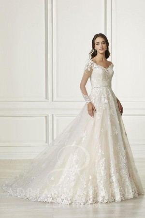 e3892f95ad0 Modest Wedding Dresses and Conservative Bridal Gowns