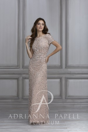Adrianna Papell - Dress Style 40104