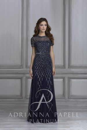 Adrianna Papell - Dress Style 40107