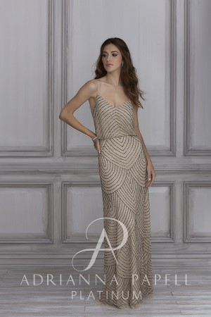 Adrianna Papell - Dress Style 40109