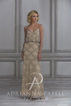 Adrianna Papell - Dress Style 40114