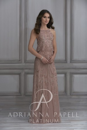 Adrianna Papell - Dress Style 40119