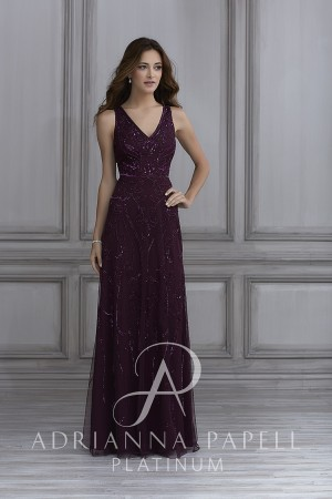 Adrianna Papell - Dress Style 40123