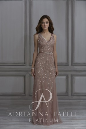 Adrianna Papell - Dress Style 40135