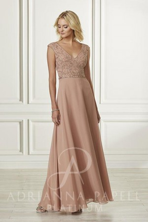 Adrianna Papell - Dress Style 40173