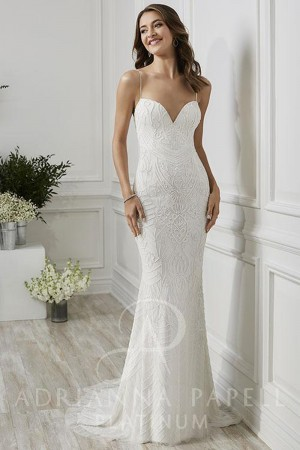 Adrianna Papell - Dress Style 40187