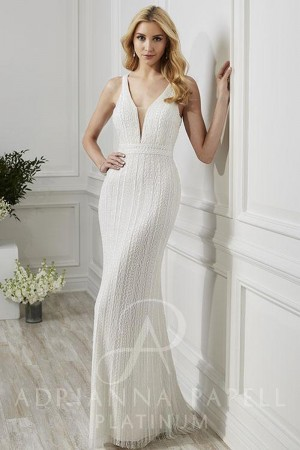 Adrianna Papell - Dress Style 40191