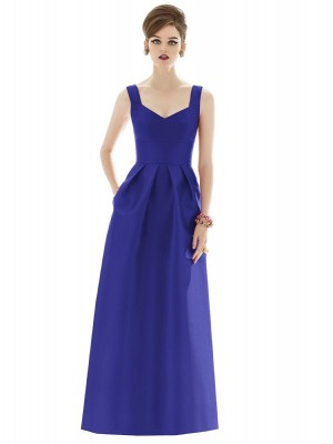 Alfred Sung D659 Bridesmaid Dress