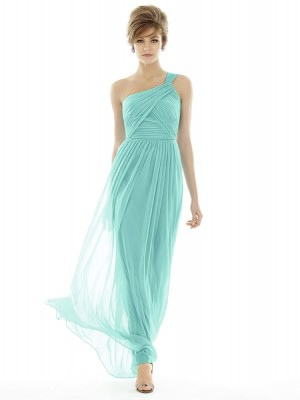Alfred Sung D691 Bridesmaid Dress