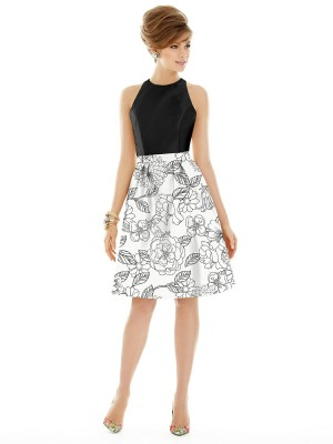 Alfred Sung - Dress Style D696CP