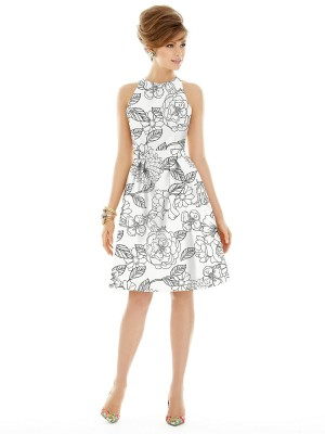 Alfred Sung - Dress Style D696FP