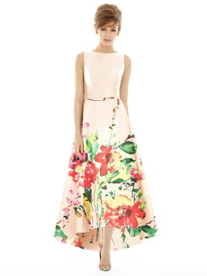 Alfred Sung - Dress Style D698CP