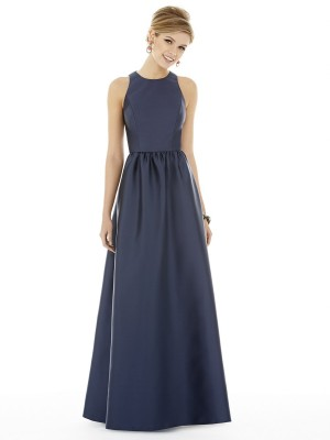 Alfred Sung D707 Bridesmaid Dress