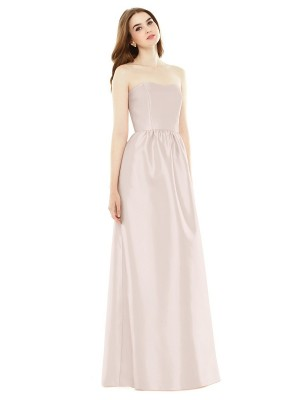 Alfred Sung D724 Bridesmaid Dress