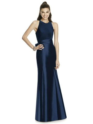 Alfred Sung D737 Bridesmaid Dress