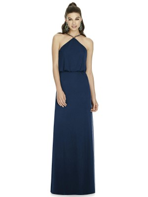 Alfred Sung D738 Bridesmaid Dress