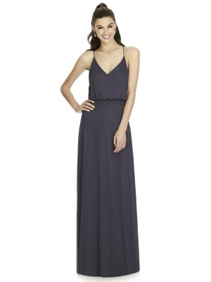 Alfred Sung D739 Bridesmaid Dress