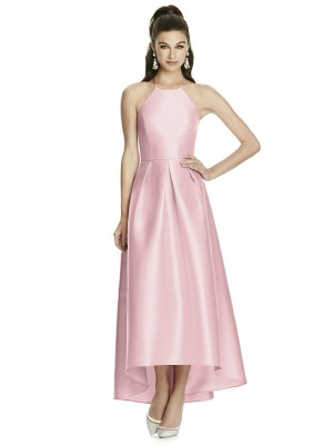 Alfred Sung D741 Bridesmaid Dress