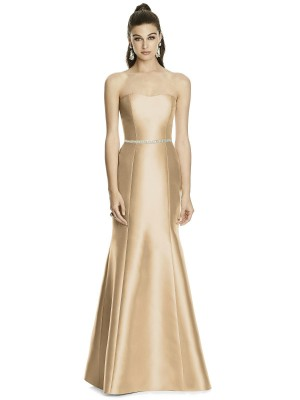 Alfred Sung D742 Bridesmaid Dress