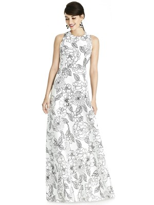 Alfred Sung - Dress Style D746FP