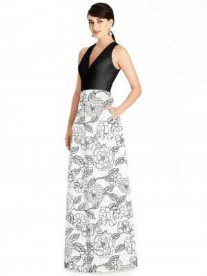 Alfred Sung - Dress Style D747CP