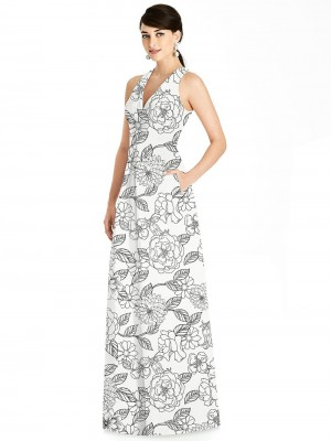 Alfred Sung - Dress Style D747FP