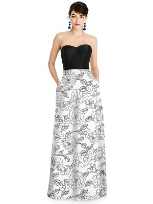 Alfred Sung - Dress Style D748CP